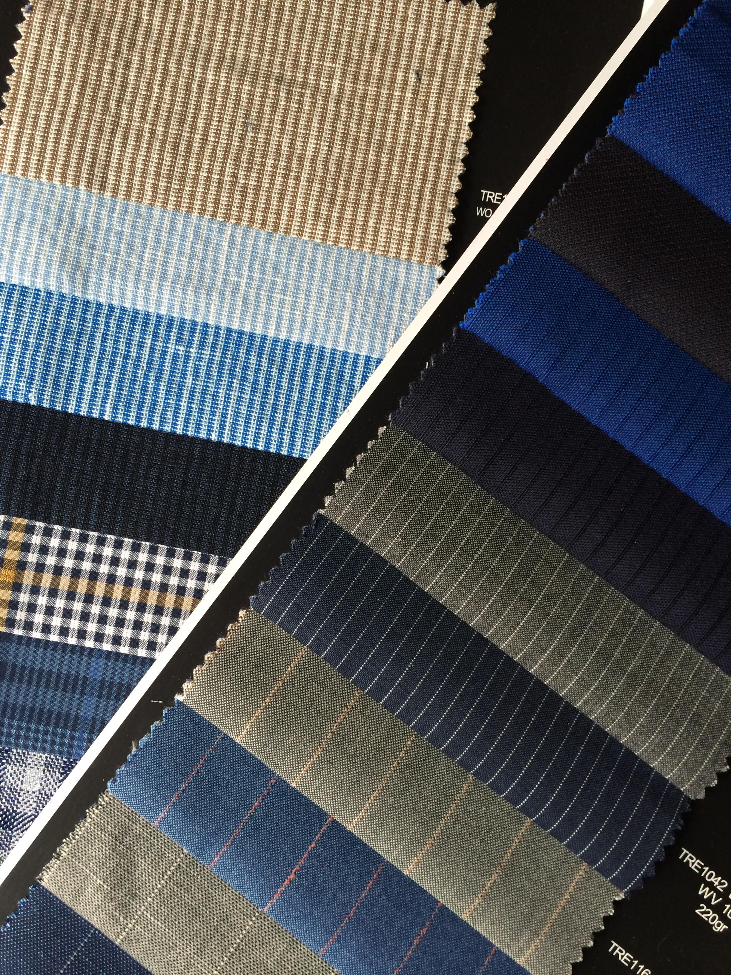 Spring Drago and VBC fabrics - JMac's Clothiers